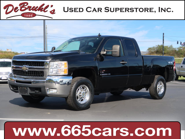 2007 Chevrolet Silverado 2500HD LT1 for sale!