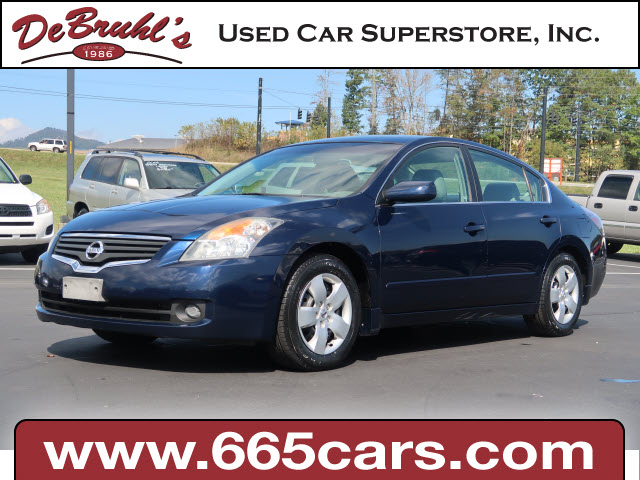 2007 Nissan Altima 2.5 S for sale by dealer