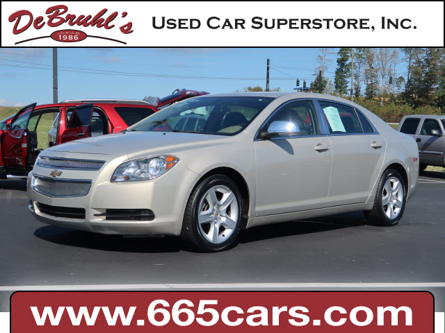 2011 Chevrolet Malibu LS for sale by dealer