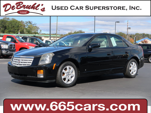 2006 Cadillac CTS Base for sale by dealer