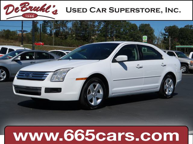 2007 Ford Fusion V6 SE for sale by dealer