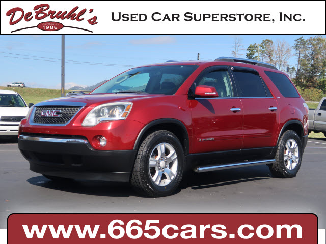 2007 GMC Acadia SLT-1 for sale by dealer