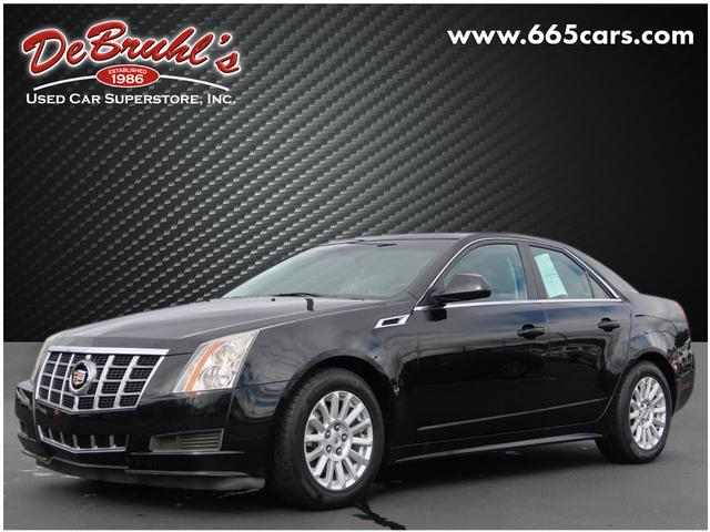 2012 Cadillac CTS 3.0L Luxury for sale by dealer