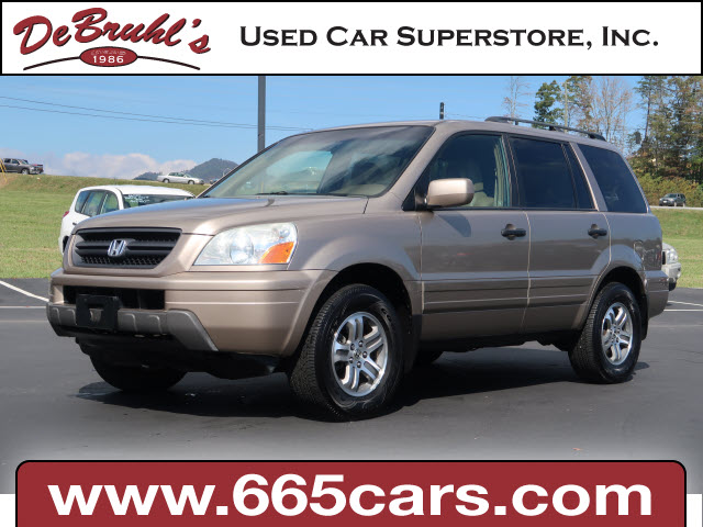 2004 Honda Pilot EX-L for sale by dealer