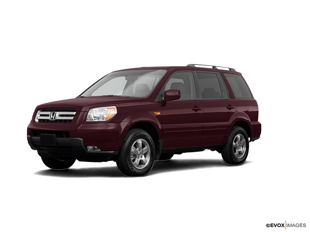 2008 Honda Pilot EX-L for sale!