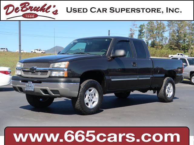 2005 Chevrolet Silverado 1500 Base for sale by dealer