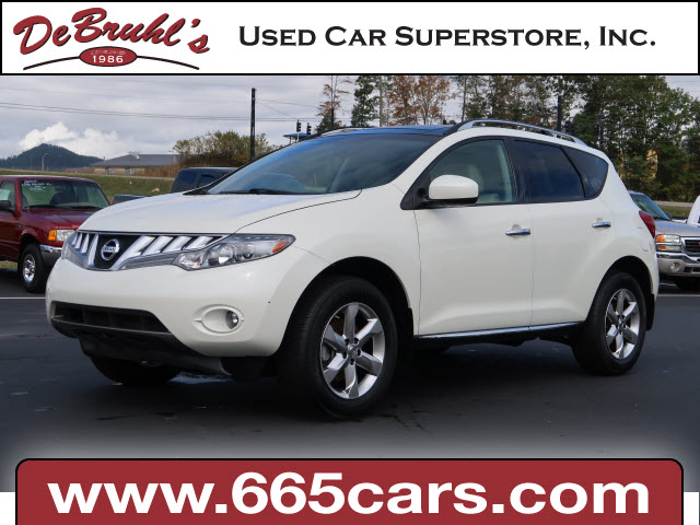 2010 Nissan Murano SL for sale by dealer
