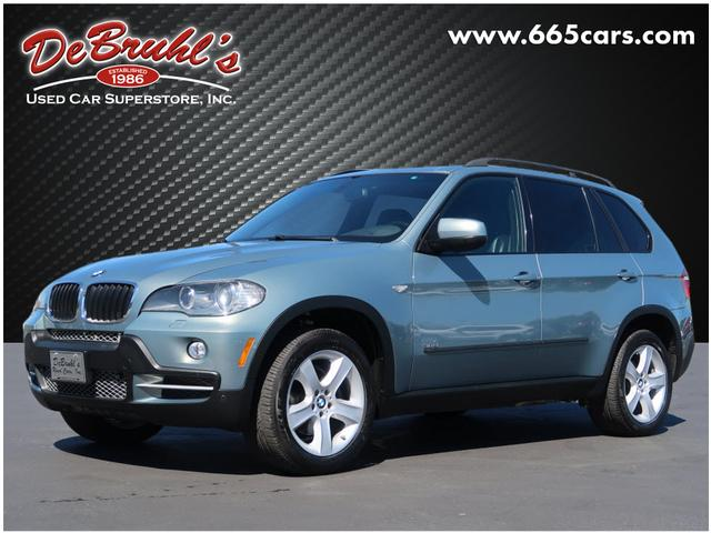 2007 BMW X5 3.0si for sale by dealer