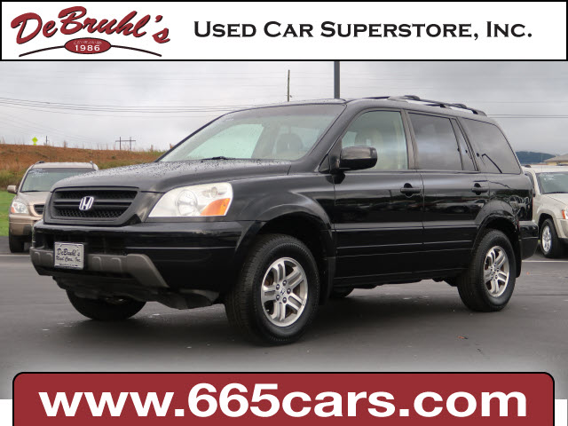 2005 Honda Pilot EX-L for sale by dealer