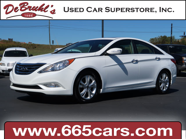 2011 Hyundai Sonata Limited for sale by dealer