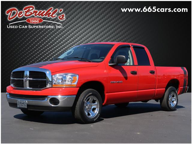 2006 Dodge Ram 1500 SLT for sale by dealer