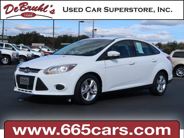 2013 Ford Focus SE for sale by dealer