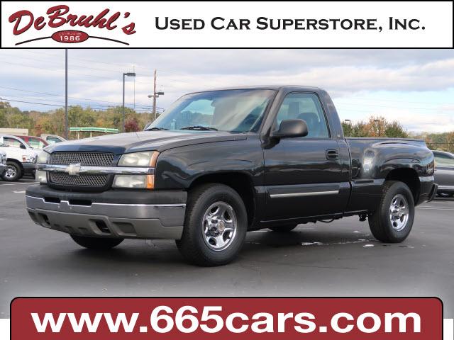 2004 Chevrolet Silverado 1500 Base for sale by dealer