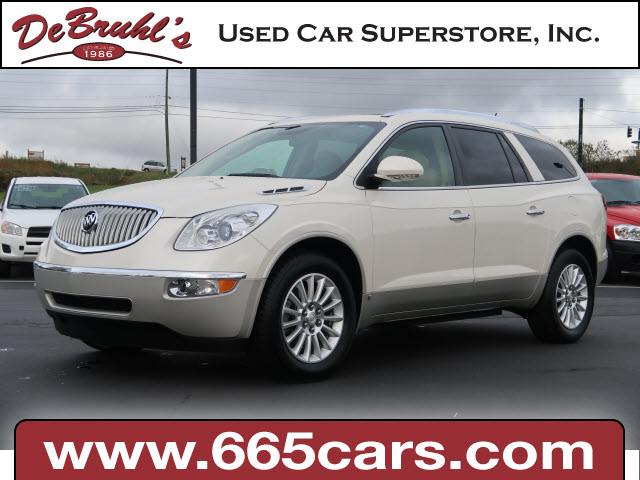 2008 Buick Enclave CXL for sale by dealer