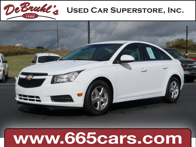 2012 Chevrolet Cruze LT for sale by dealer