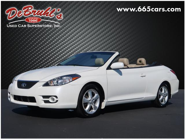 2008 Toyota Camry Solara SLE V6 for sale by dealer