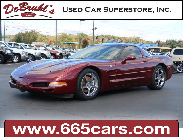 2003 Chevrolet Corvette Base for sale by dealer