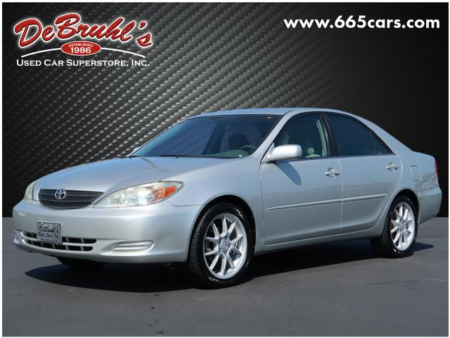 2003 Toyota Camry LE for sale by dealer