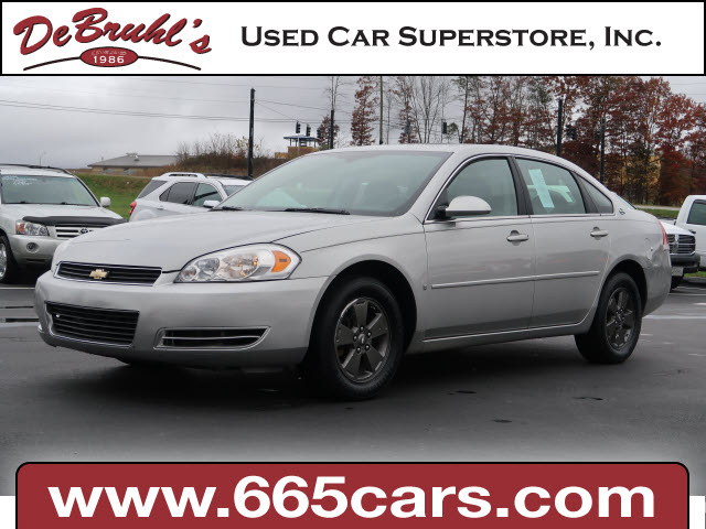 2007 Chevrolet Impala LT for sale by dealer