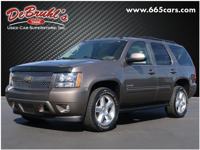 2011 Chevrolet Tahoe LT for sale by dealer