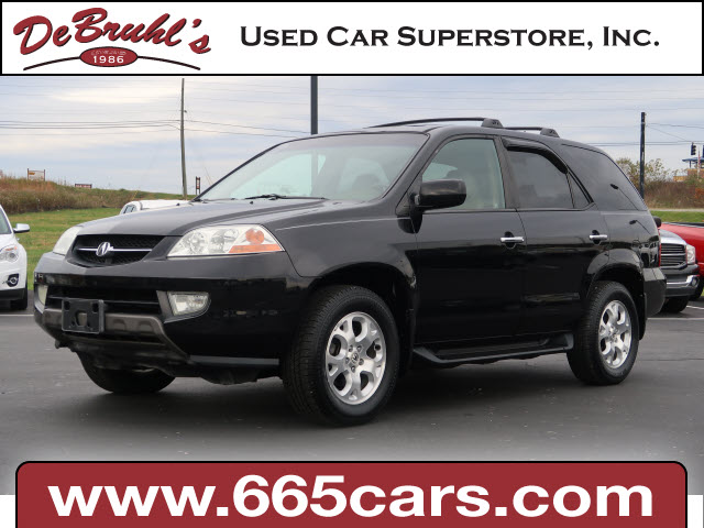 2002 Acura MDX Touring for sale by dealer
