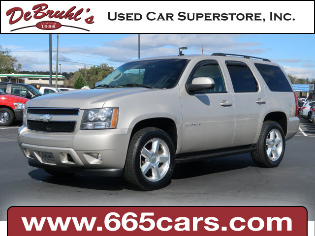 2007 Chevrolet Tahoe LTZ for sale!