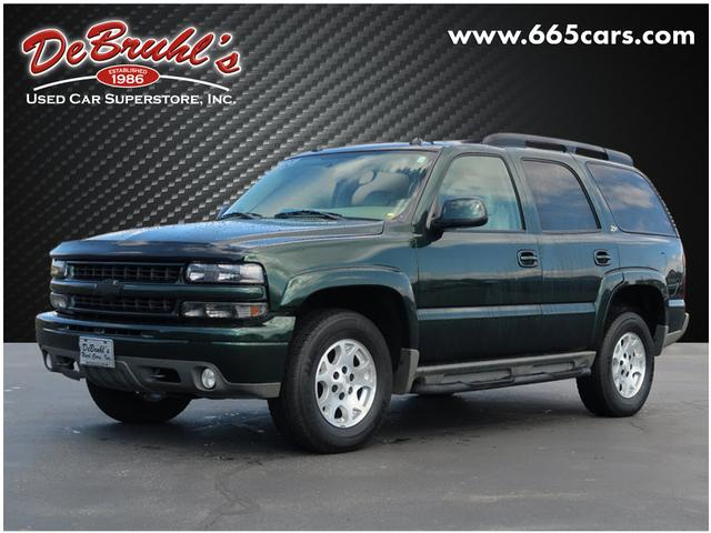 2004 Chevrolet Tahoe Z71 for sale by dealer