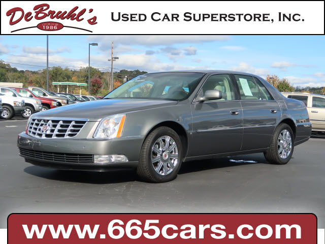 2008 Cadillac DTS for sale by dealer