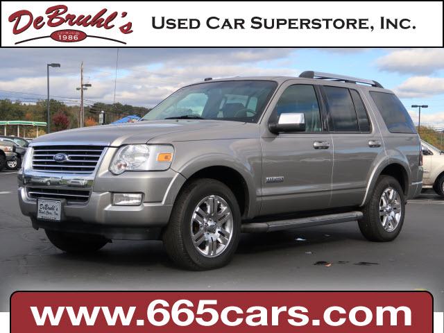 2008 Ford Explorer Limited for sale by dealer