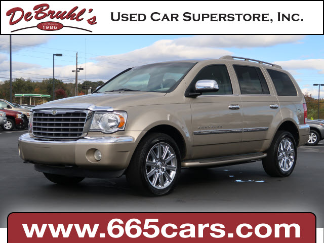 2008 Chrysler Aspen Limited for sale by dealer