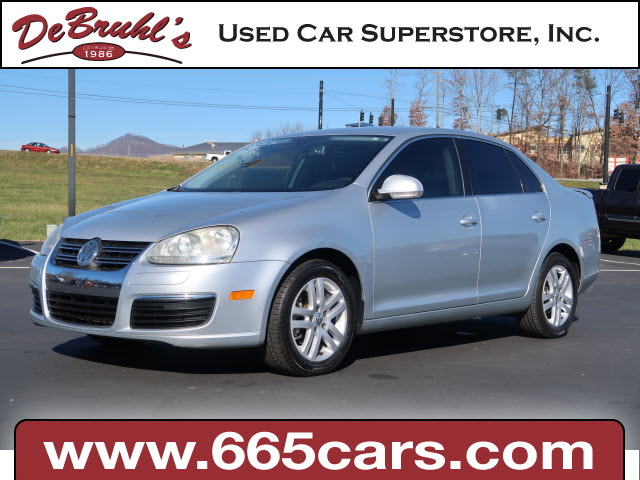 2005 Volkswagen Jetta 2.5 for sale by dealer