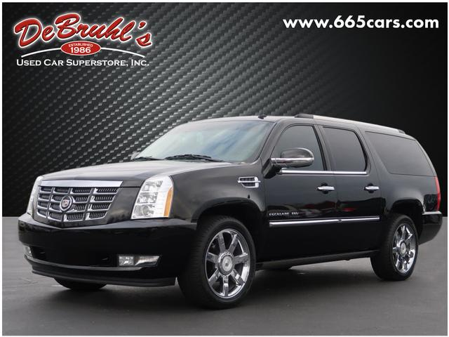 2010 Cadillac Escalade ESV Premium for sale by dealer