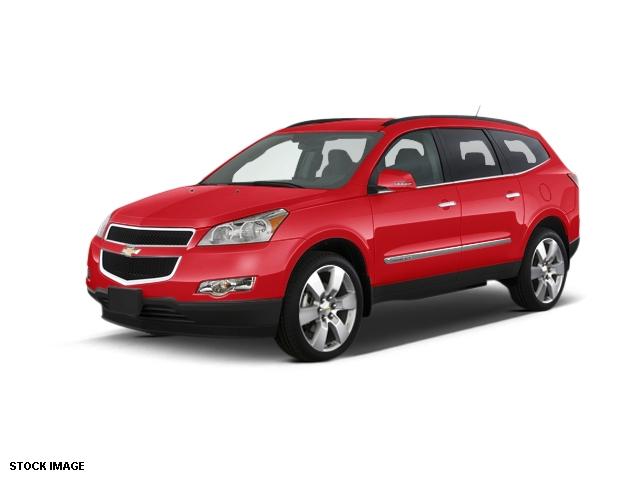 2012 Chevrolet Traverse LTZ for sale!
