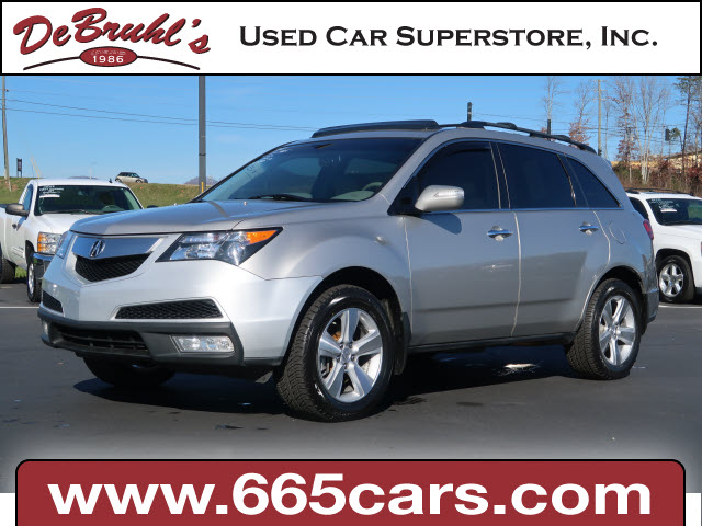 2010 Acura MDX SH-AWD w/Tech w/RES for sale by dealer