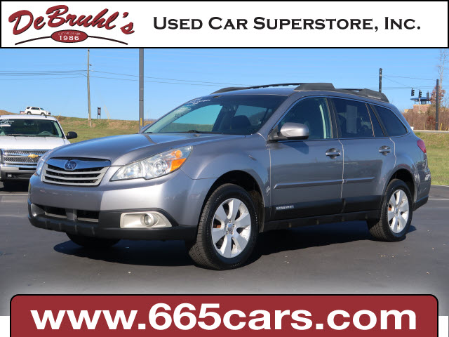 2011 Subaru Outback 2.5i Premium for sale by dealer