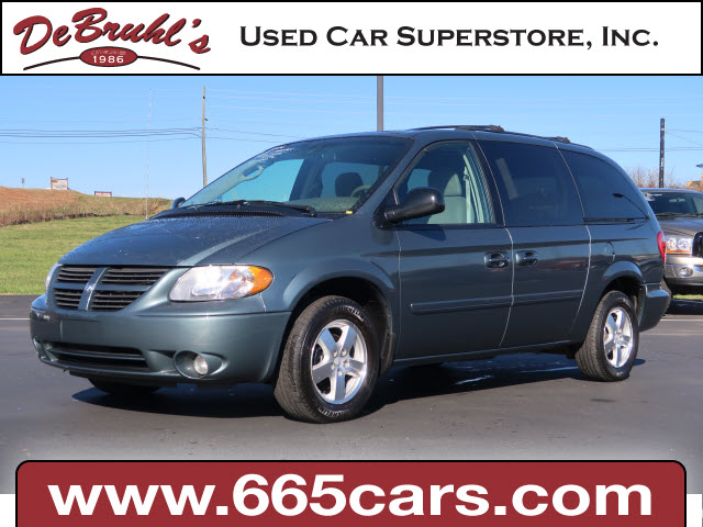 2006 Dodge Grand Caravan SXT for sale by dealer