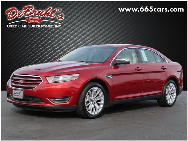 2013 Ford Taurus Limited for sale by dealer