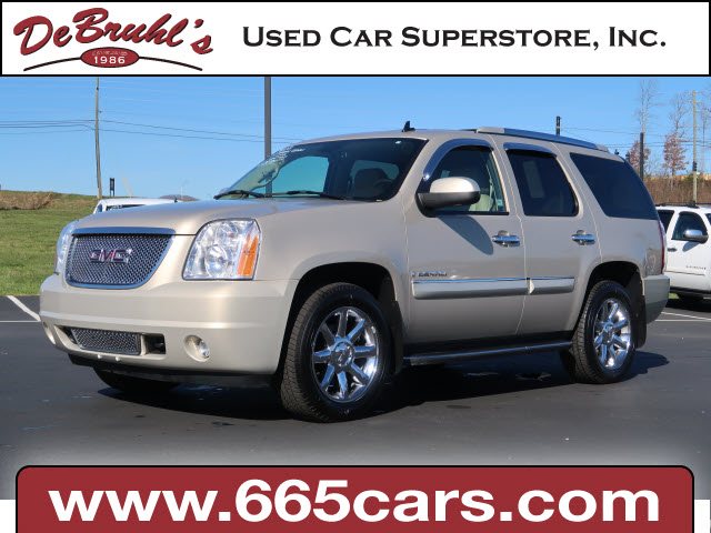 2008 GMC Yukon Denali for sale!