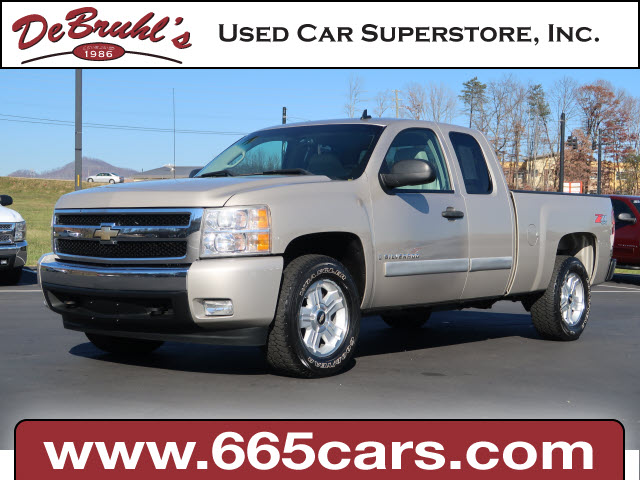 2007 Chevrolet Silverado 1500 LT1 for sale!