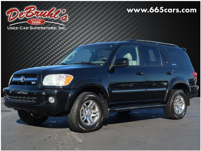 2006 Toyota Sequoia Limited for sale by dealer