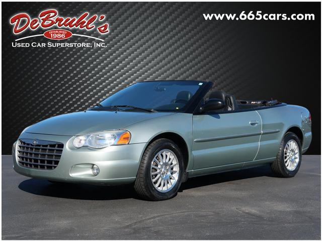 2006 Chrysler Sebring Touring for sale by dealer