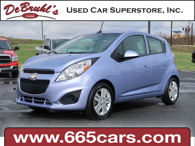 2014 Chevrolet Spark LS CVT for sale by dealer