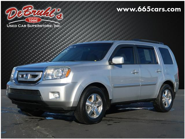 2010 Honda Pilot EX-L w/DVD for sale by dealer