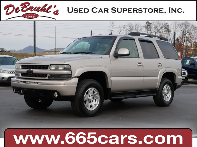 2005 Chevrolet Tahoe for sale by dealer