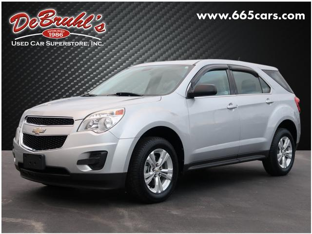 2011 Chevrolet Equinox LS for sale by dealer