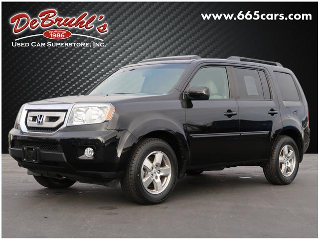 2011 Honda Pilot EX-L for sale by dealer