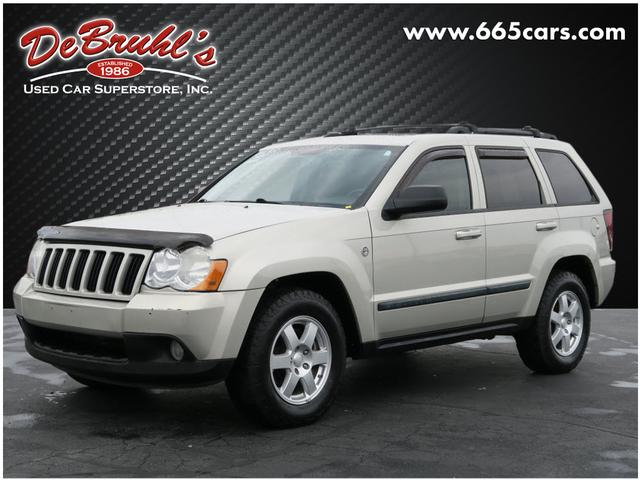 2008 Jeep Grand Cherokee Laredo for sale by dealer