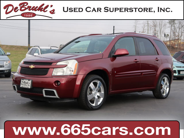 2008 Chevrolet Equinox Sport for sale by dealer