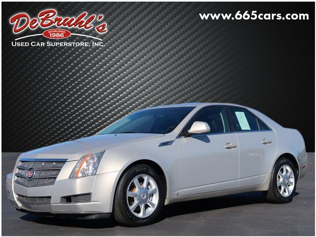 2009 Cadillac CTS 3.6L V6 for sale by dealer