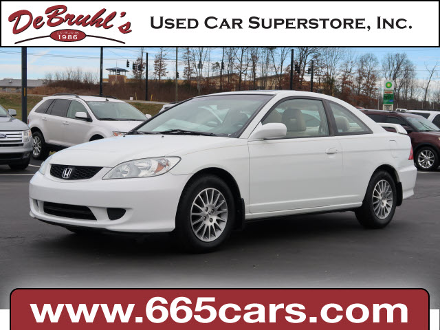 2005 Honda Civic EX Special Edition for sale by dealer